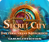 Secret City: Das versunkene Königreich Sammleredition